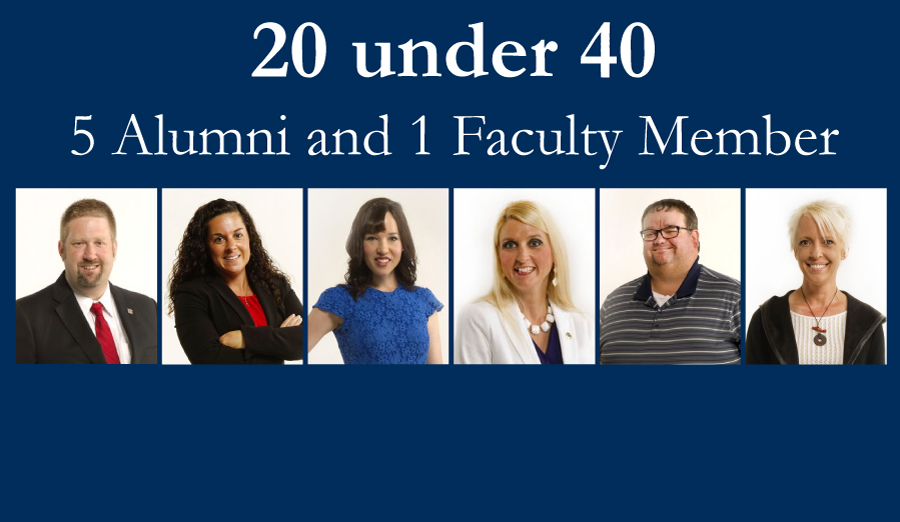 Evansville Business Journal's 20 under 40