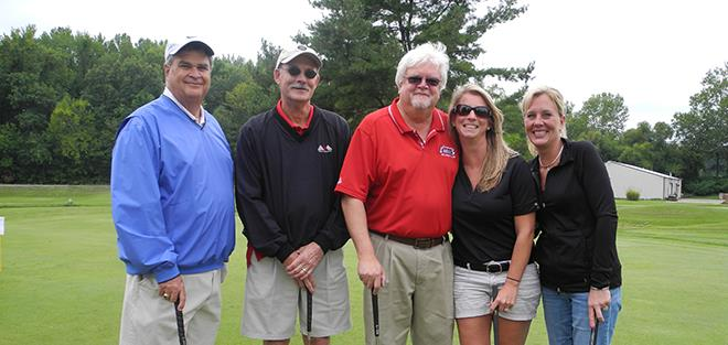 Alumni Golf Scramble 2014